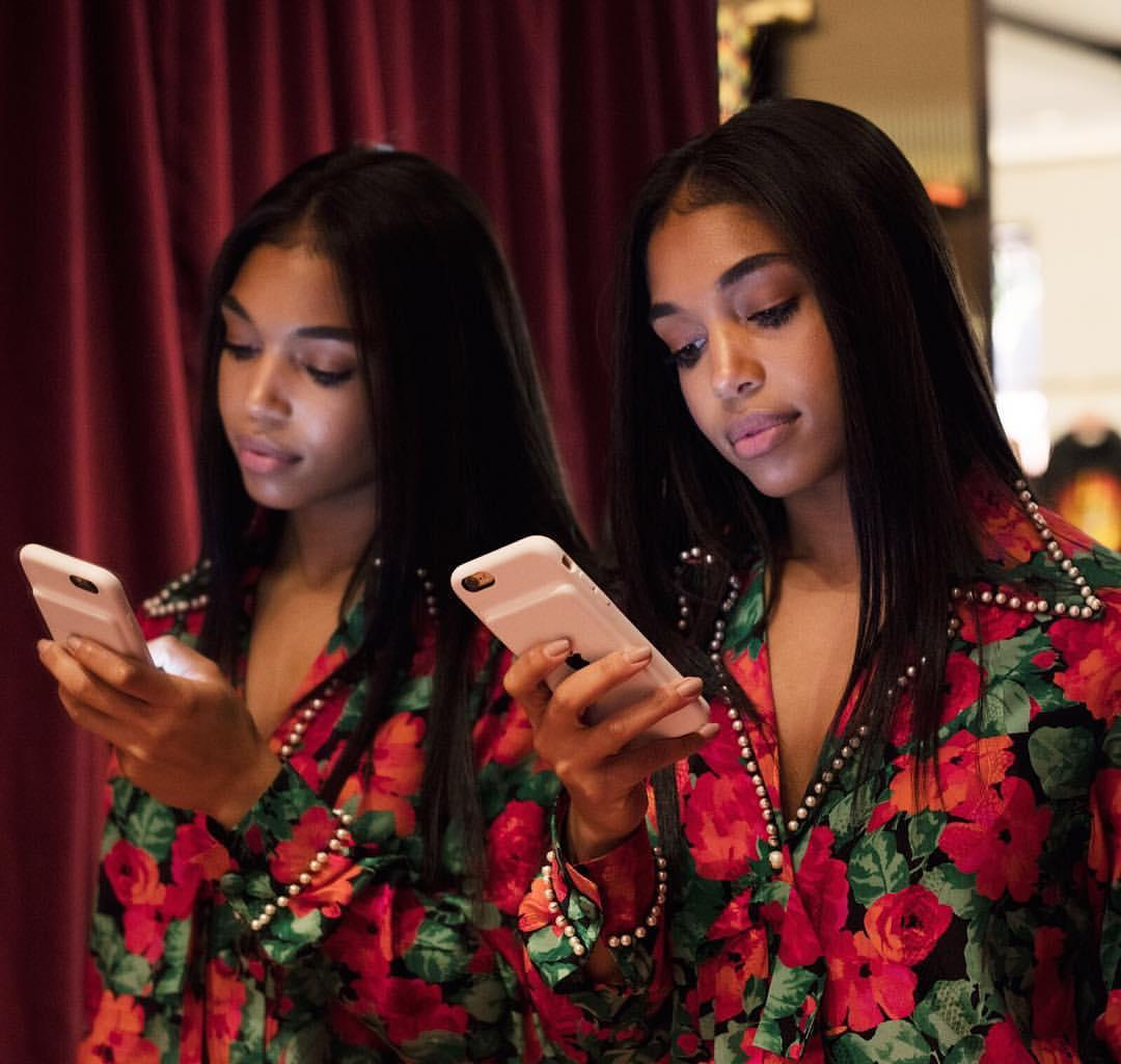 The Beyhive Stings Steve Harvey's Daughter For Smiling At Jay-Z -- See The 'Flirtatious' Interaction