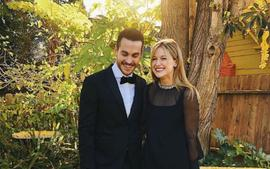 Supergirl Actress Melissa Benoist Is Engaged To Costar Chris Wood