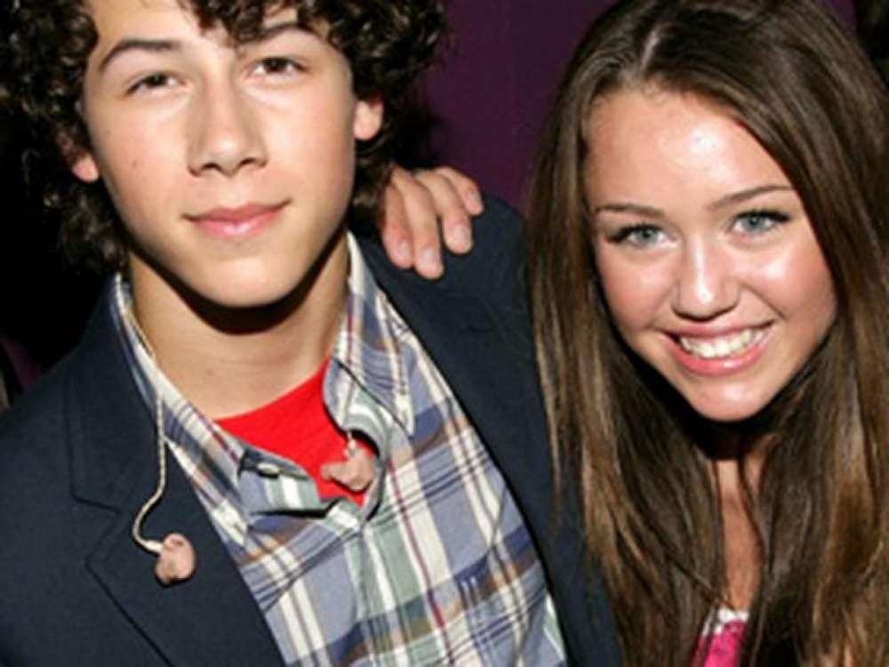 Miley Cyrus And Her Ex-Boyfriend Nick Jonas Didn't Speak With One Another At New Film Premiere