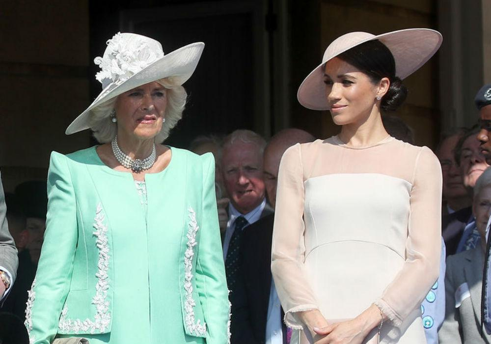 Move Over Kate Middleton! Meghan Markle Is Reportedly Feuding With Camilla Parker Bowles Now