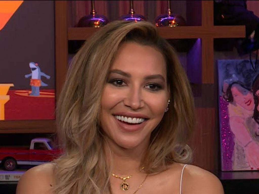 """Naya Rivera Sounds Off On Rumored """"Beef"""" With Glee Costar Lea Michele"""