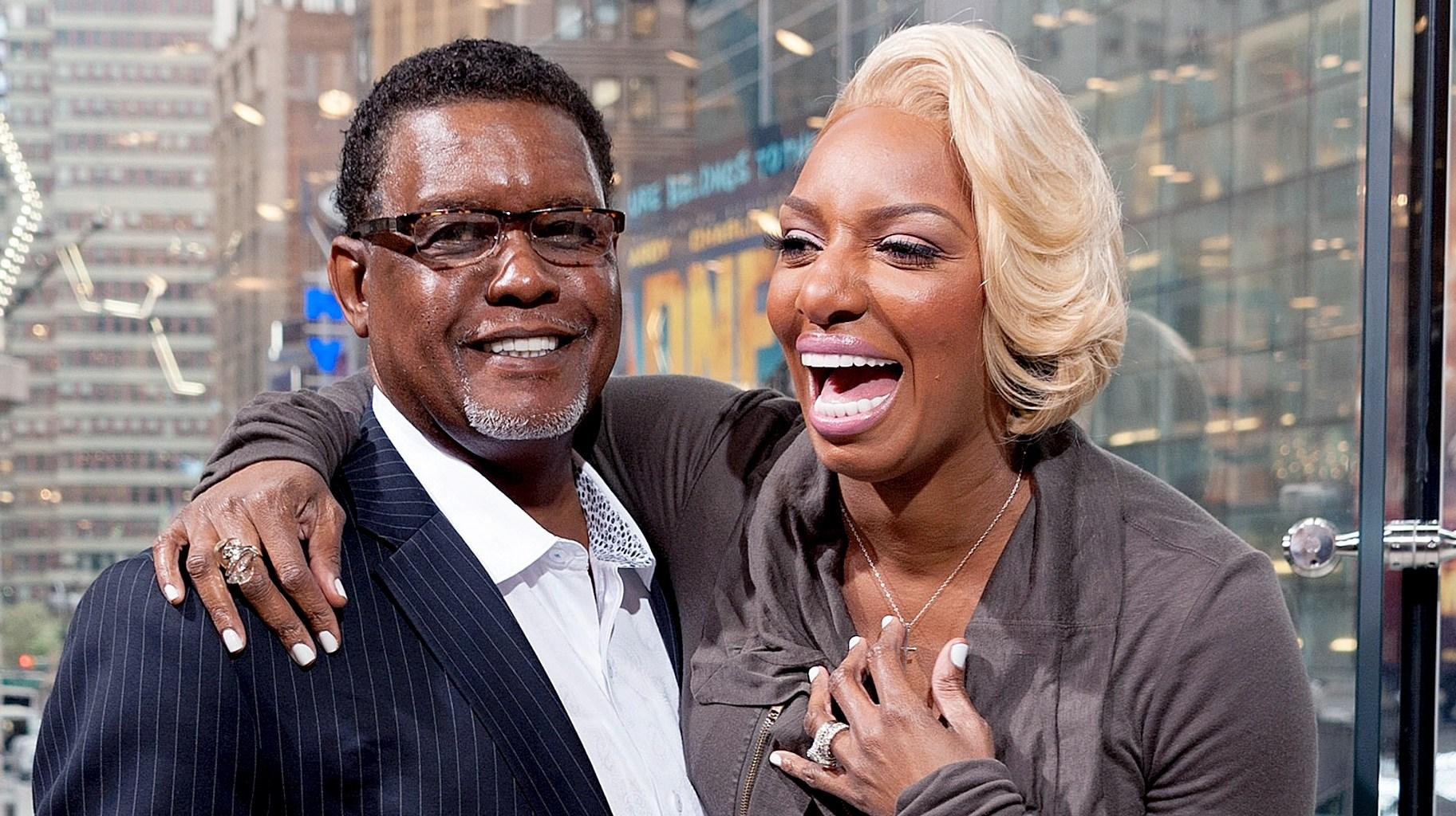 NeNe Leakes Claps Back At Haters Accusing Her Of Not Taking Good Care Of Her Husband Gregg Leakes