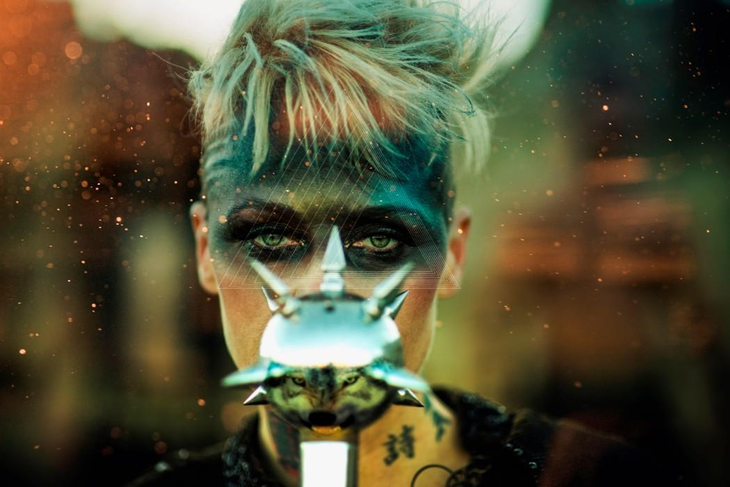 Otep Shamaya Talks Lorde And Why She Covered 'Royals' — Listen To The Heavy Metal Version