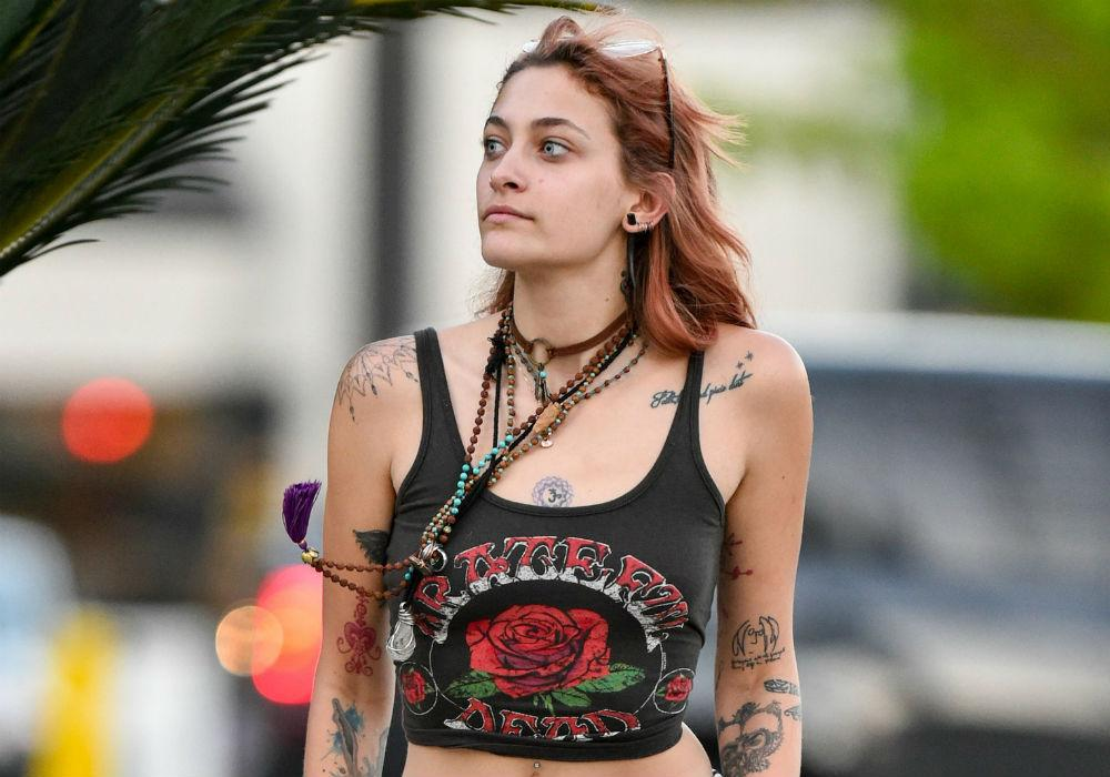 Paris Jackson Out Of Rehab And 'Losing It' Over The Latest Michael Jackson Documentary Leaving Neverland
