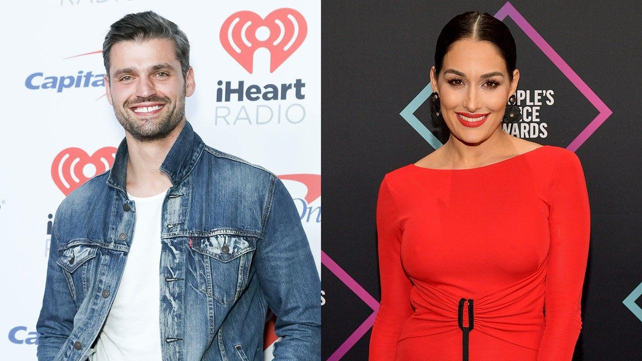 Nikki Bella Receives A Gift From 'Bachelorette' Alum Peter Kraus In Preview For 'Total Bellas' -- The Two Want A Second Date!