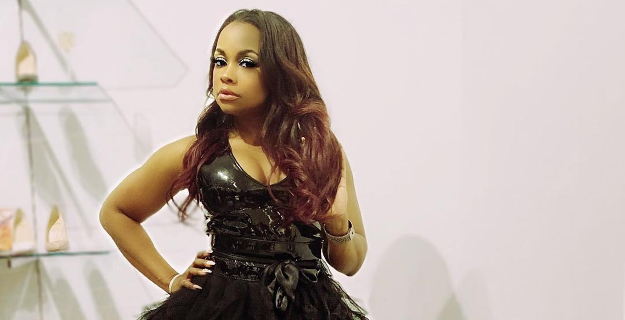 Phaedra Parks Sparks 'RHOA' Return Chatter After Video With Nene Leakes And Andy Cohen
