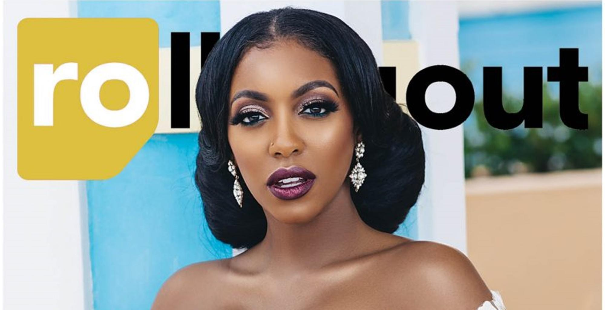 Porsha Williams Shows Off Curves In Stunning Yellow Dress As A Real-Life Barbie -- 'RHOA' Fans Love Dennis McKinley's Wife's Baby Bump Picture