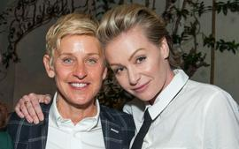 Portia De Rossi Spotted In Tears As Reports Claim She And Ellen Degeneres Are Living Separate Lives
