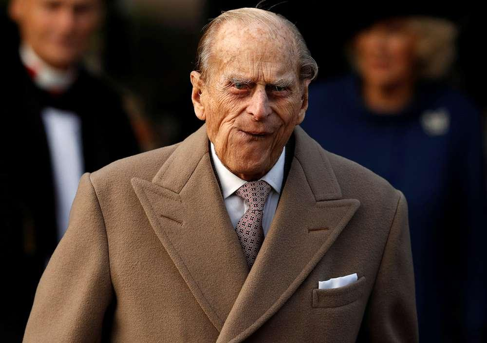 Prince Philip Gives Up His Driver's Licence Following Injurious Car Accident