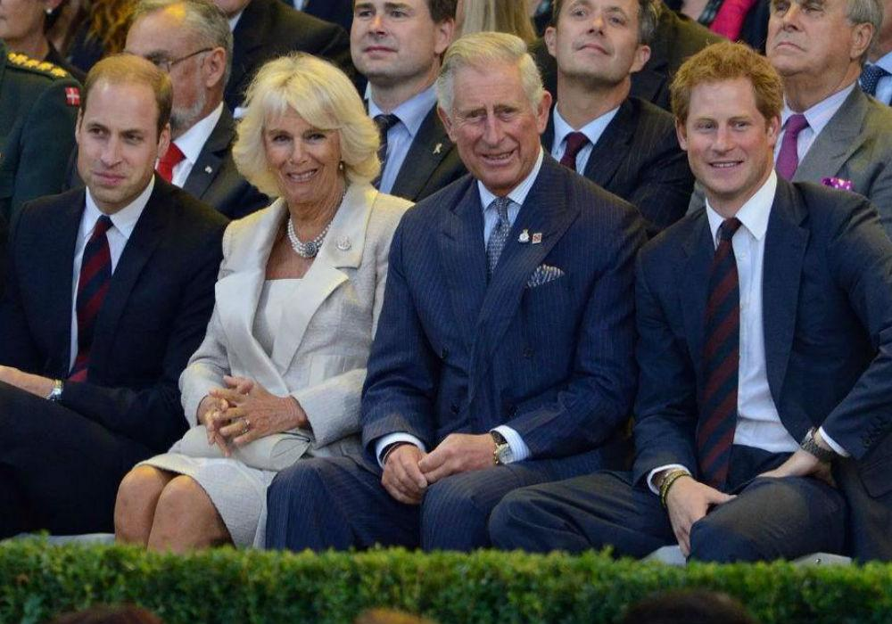 Prince William And Prince Harry Have Reportedly Never Been To Camilla Parker Bowles' Home