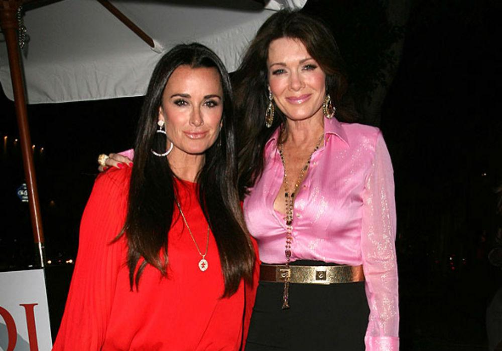 RHOBH Kyle Richards Reveals Exactly Where Her Friendship With Lisa Vanderpump Stands Today
