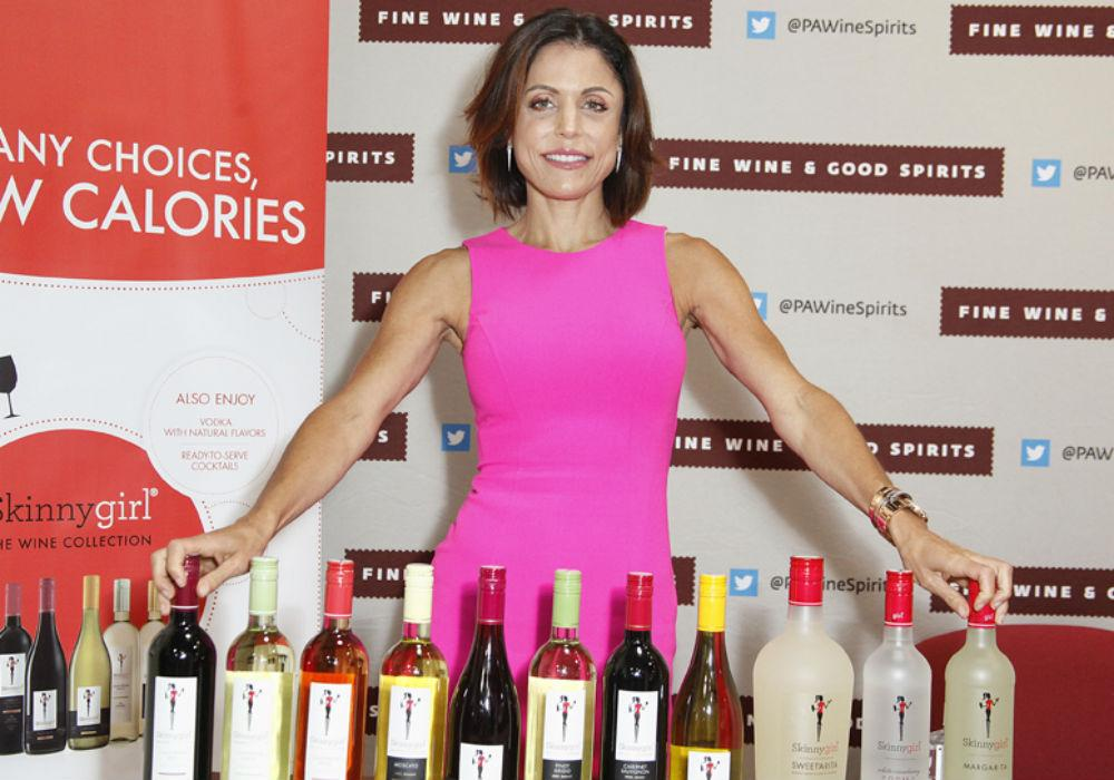 RHONY Bethenny Frankel Shares Her Secrets To Becoming The Mogul Of The $100 Million Skinnygirl Empire