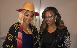 Kandi Burruss Shares New Photos With Todd Tucker, Rasheeda Frost, Tami Roman, Yandi Smith And More - Fans Tell Her And The Ladies That They Should Have A Show Together