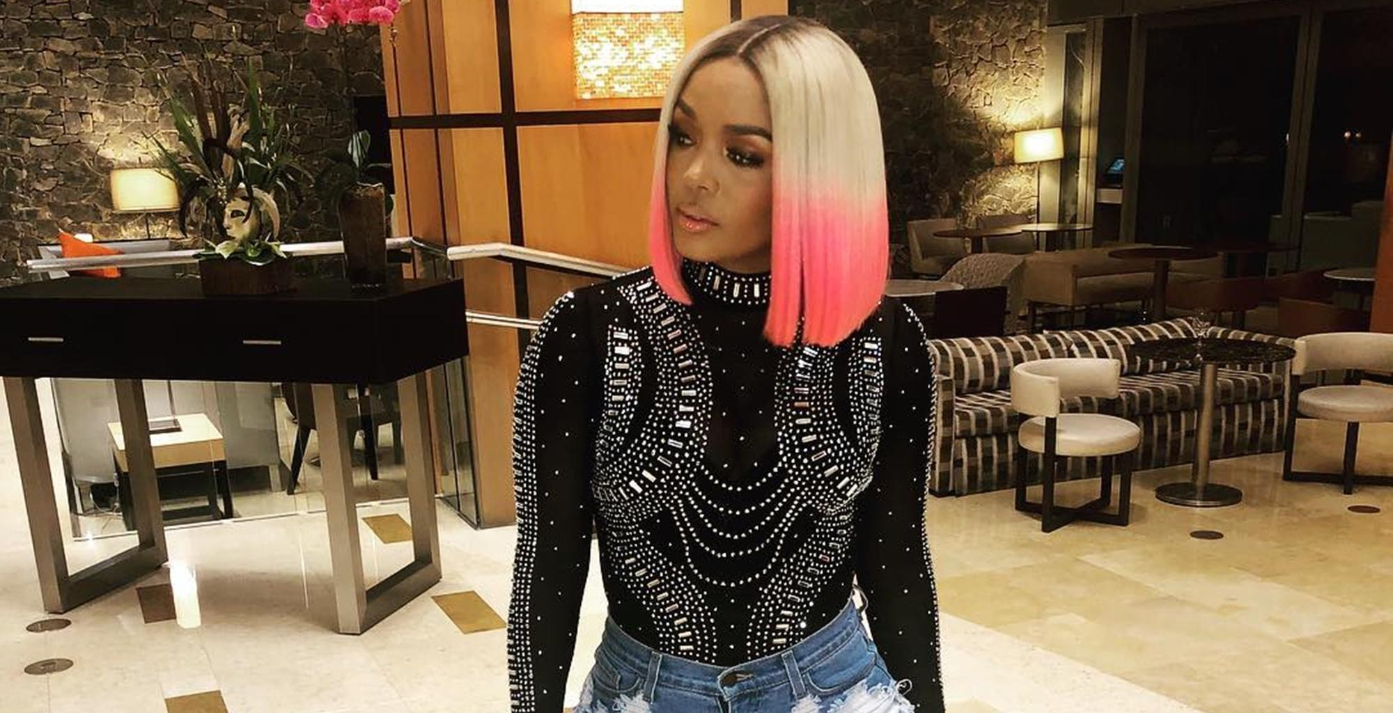 Rasheeda Frost Posts Viral Video Of Bambi Benson And Lil Scrappy Going At It While Vacationing In Trinidad