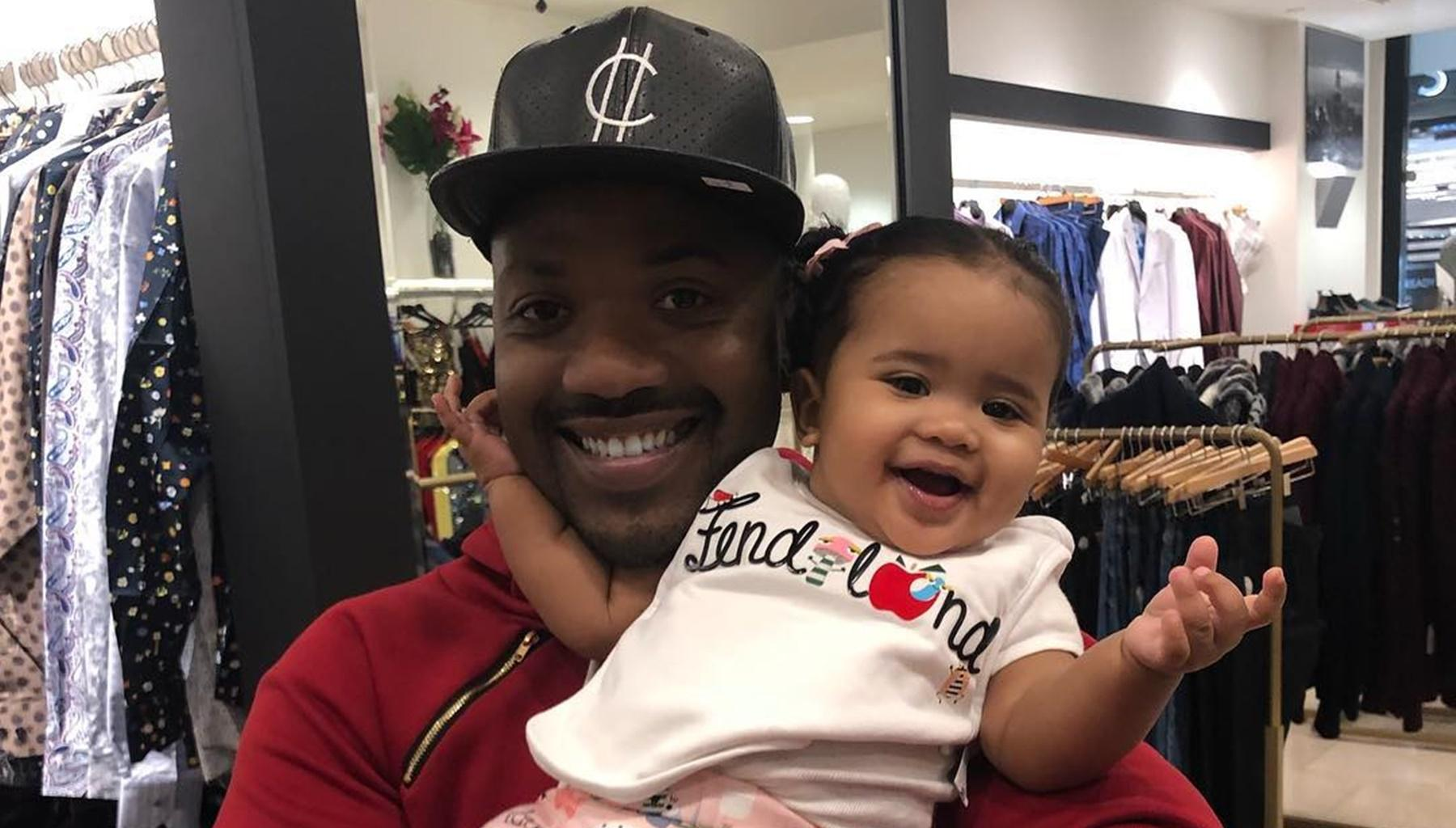 Ray J And Princess Love Share New Videos Of Baby Melody Norwood -- Fans Are Worried For This Reason