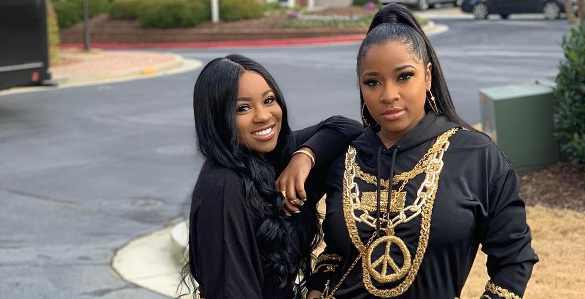 Toya Wright Shows Off Curves In Super Bowl Pictures With Reginae Carter -- Fans Drag Lil Wayne's Ladies For Not Boycotting The Big Event