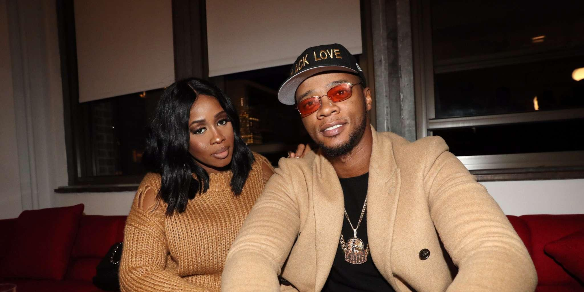 Remy Ma And Papoose Finally Introduce Their Baby Girl During A TV Appearance!