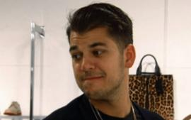 Rob Kardashian Sends Touching Valentine's Day Greeting To Daughter Dream