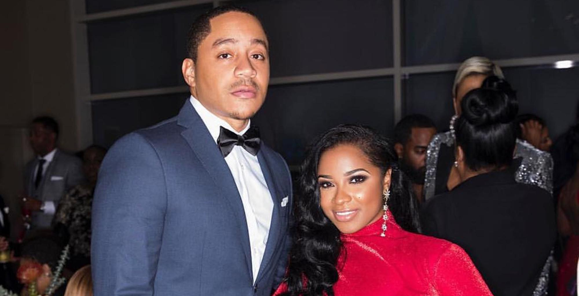 Toya Wright Shares Workout Videos With Robert Rushing -- They Are Headed To Boo Camp And Here Is Why