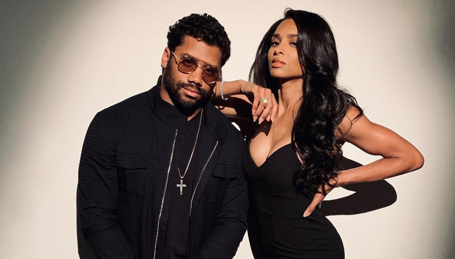 Ciara Takes Russell Wilson On Wild Oscar Nights -- Dazzling Photos Make Marriage Look Easy