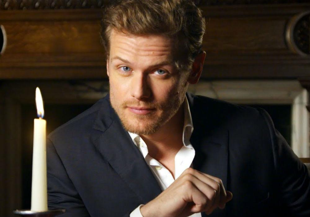 Sam Heughan The Next Batman? The Outlander Star Rumored To Be Taking Over For Ben Affleck
