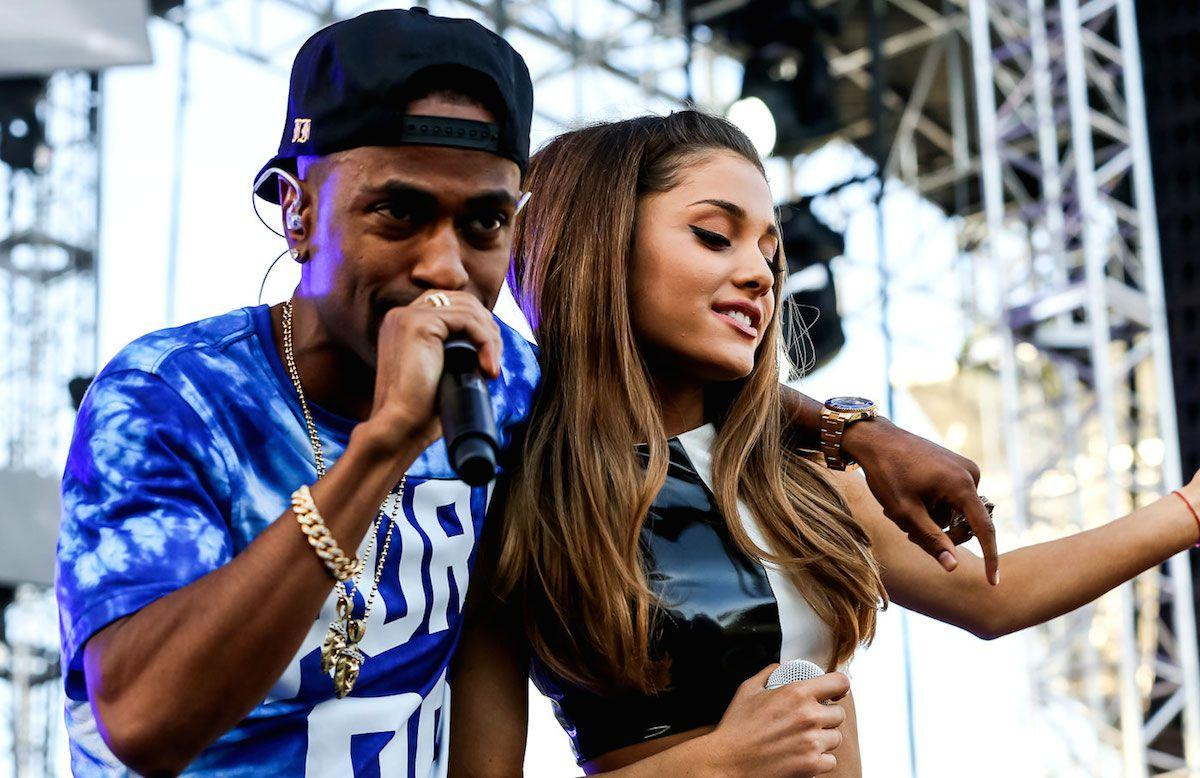Ariana Grande And Big Sean Spotted Leaving The Studio Together -- The Internet Reacts!