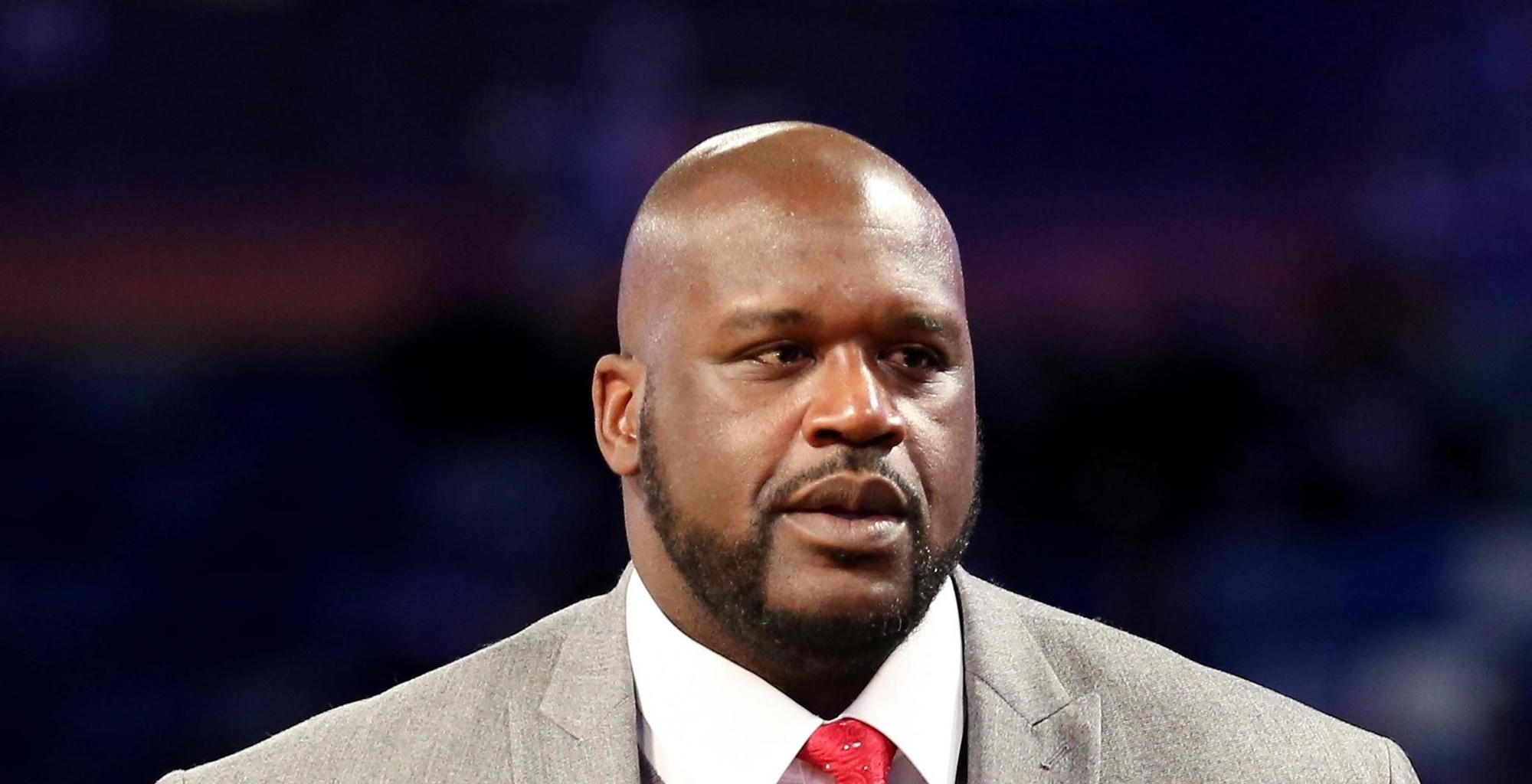 Shaquille O'Neal Shows Off Epic Dance Moves In Viral Video -- Will Shaunie Enjoy This?