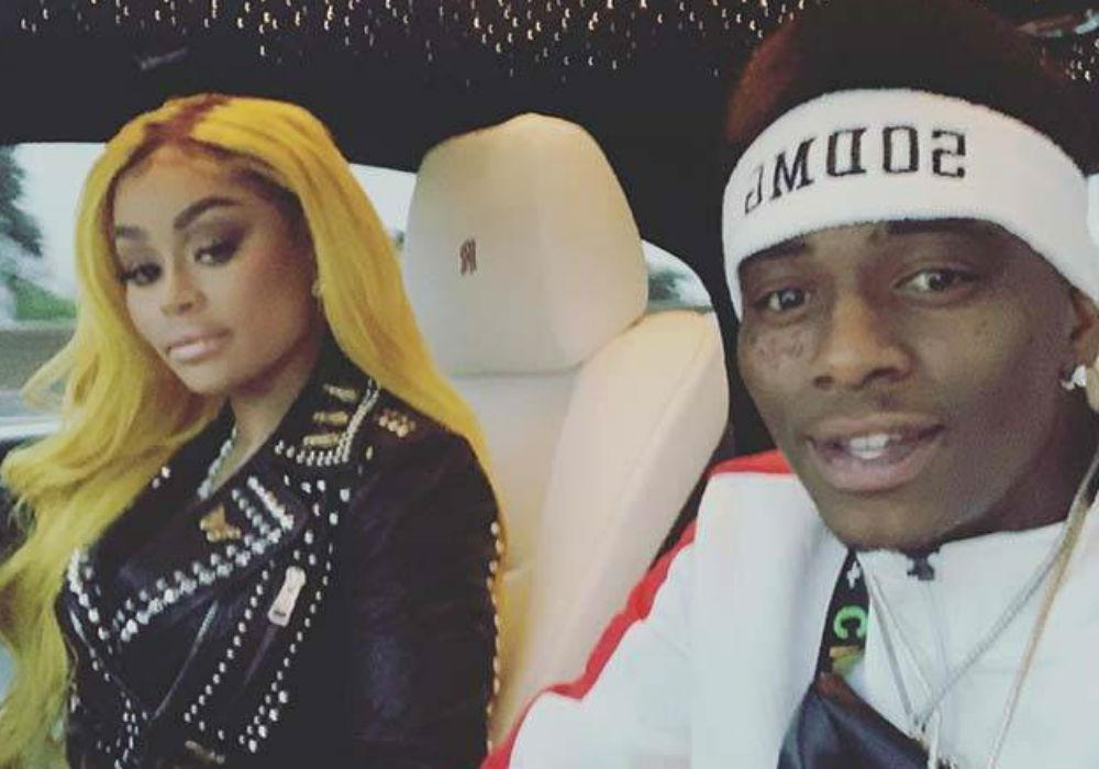 Soulja Boy Claims He And Blac Chyna Were Never Really Dating