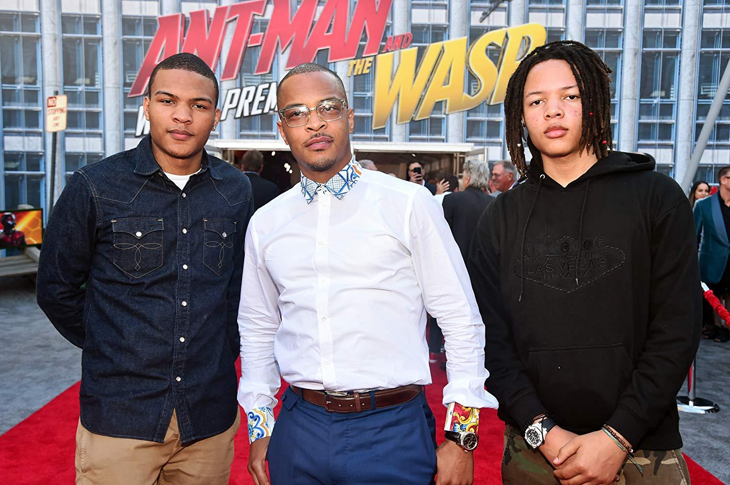 T.I. Gushes Over His Firstborn, Messiah Harris' Birthday - See Tip's Post For His Son's 19th Anniversary