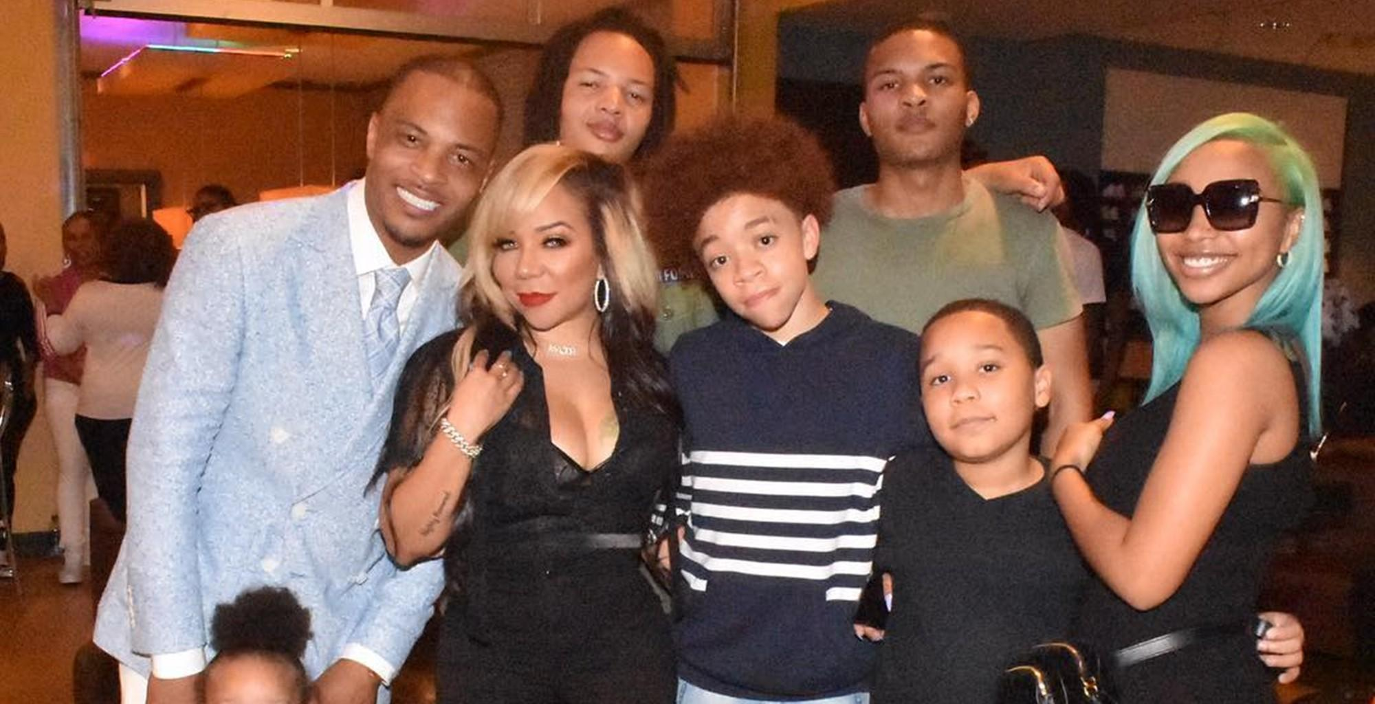 Tiny Harris Shows Off The Gorgeous Ring She Got From T.I. For Valentine's Day - Watch Her Video