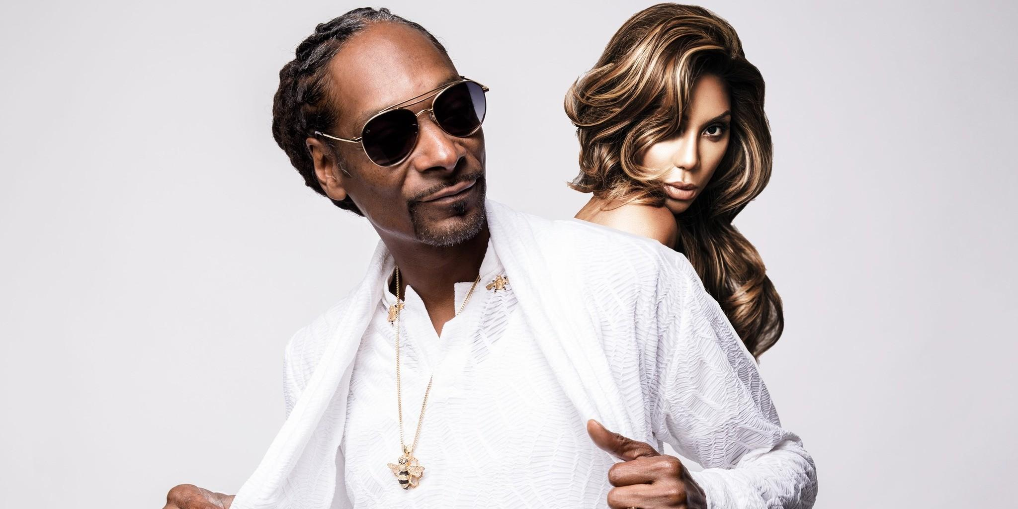 Tamar Braxton Is Back With Her 'Brother' Snoop Dogg - Check Out Their Funny Photo Together