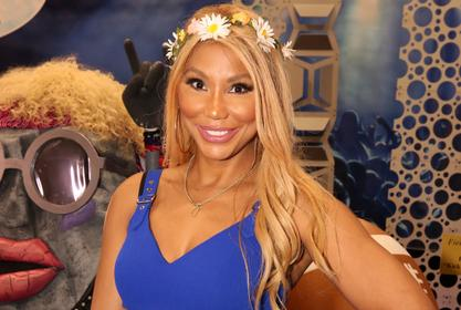 Tamar Braxton Shares Photos From The Set Of 'The Bold And The Beautiful' Telling Fans How She Used To Dream About Marrying Don Diamont's Character