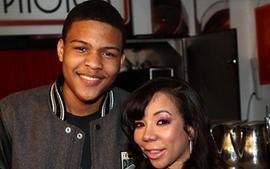 Tiny Harris Wished Tip's Oldest Son Messiah Harris A Happy Birthday With A Gorgeous Post On Social Media