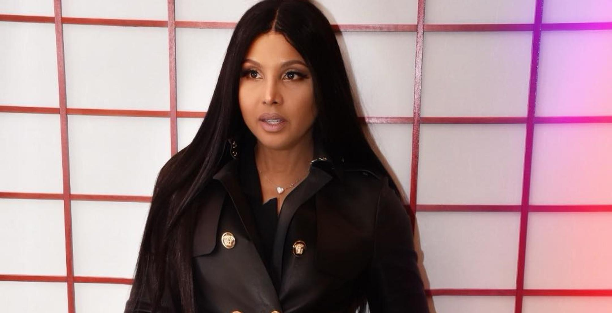 Toni Braxton Can Melt Ice With New Photo Amid Claims She Faked Birdman Reunion