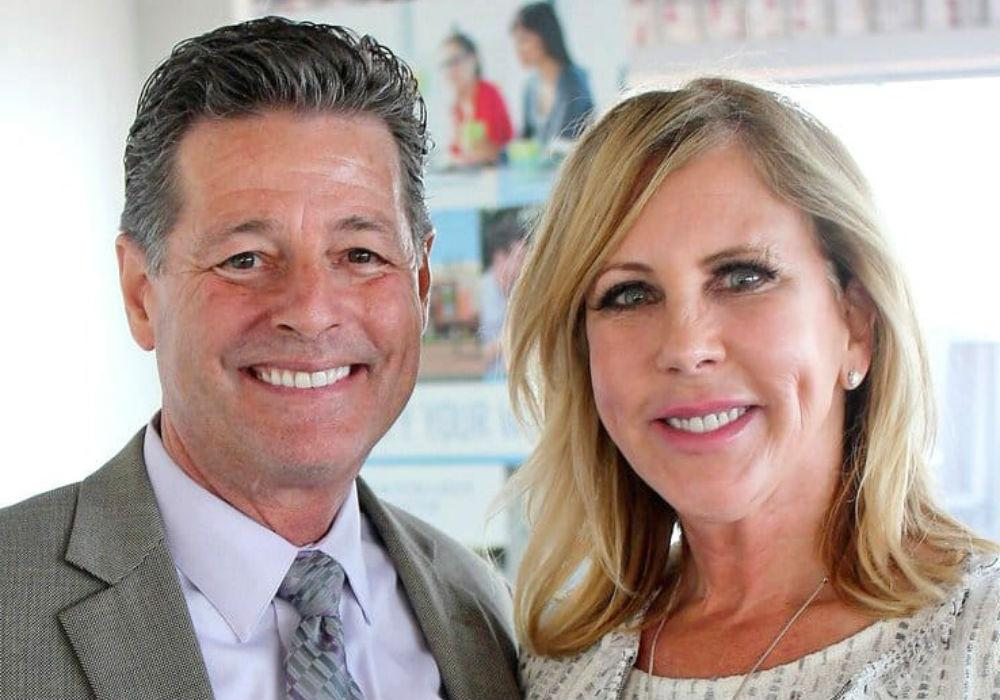 Vicki Gunvalson And Steve Lodge Head To Vegas After She Reportedly Promises A Wedding To Save Her Spot On RHOC