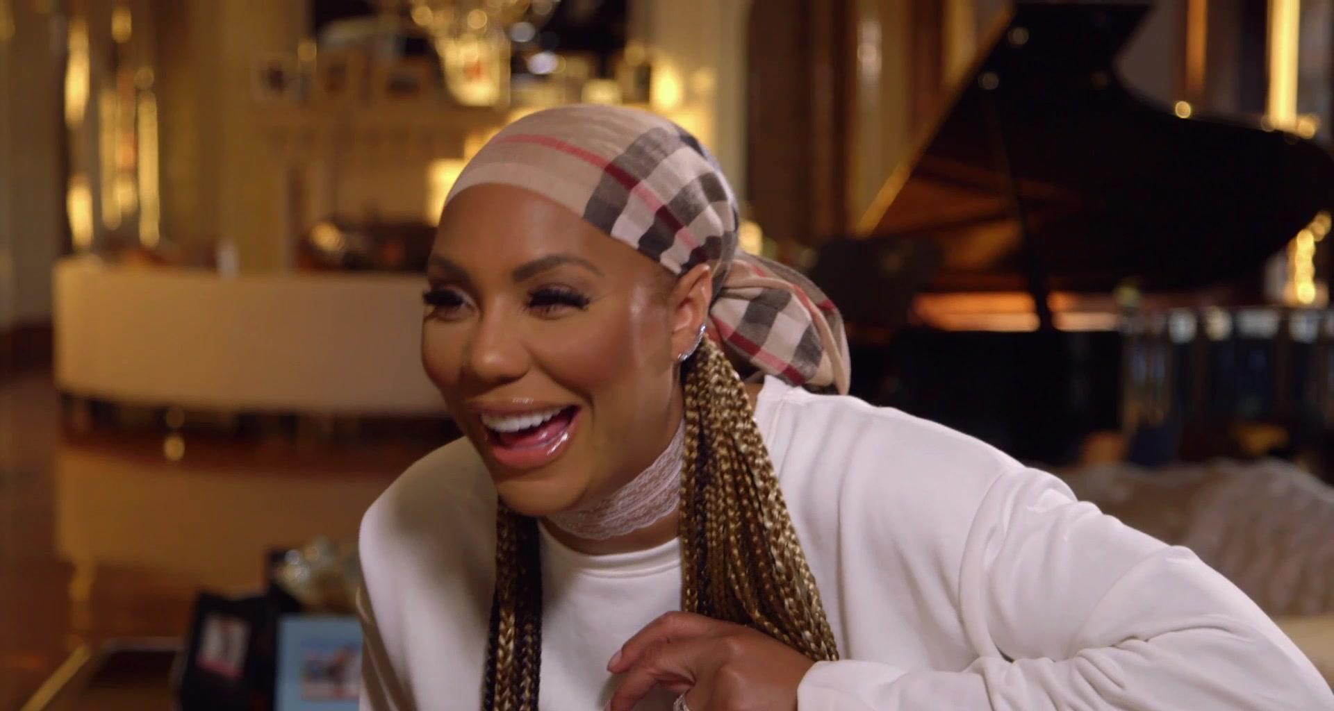Tamar Braxton's Fans Are Laughing Their Hearts Out After Seeing A Video From CBB - She Should 'Star In A Horror Film!'