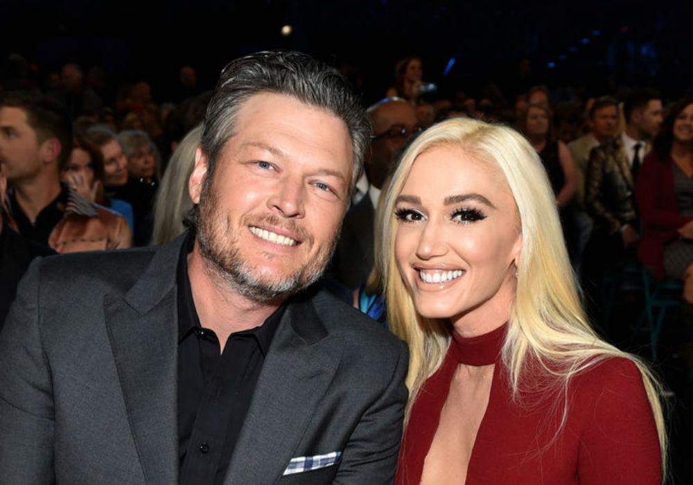 What Obstacles?  Blake Shelton And Gwen Stefani Look More In Love Than Ever