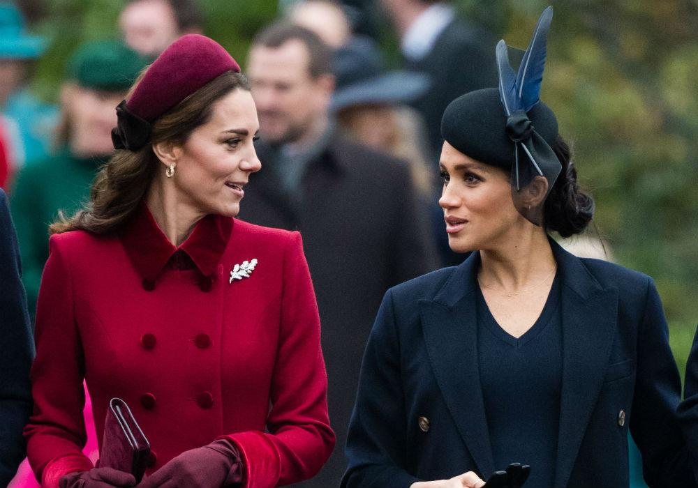 Why Kate Middleton Chose To Skip Meghan Markle's Baby Shower