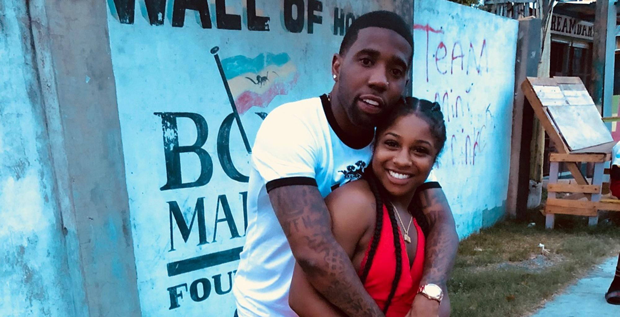 Reginae Carter's Fans Are Confused After Seeing That She's Back Together With YFN Lucci