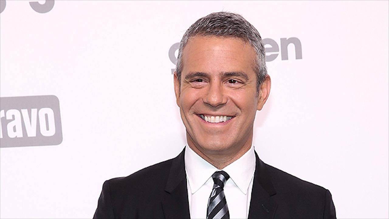 Andy Cohen Officially Introduces His Baby To The World With Face Reveal On Magazine Cover!