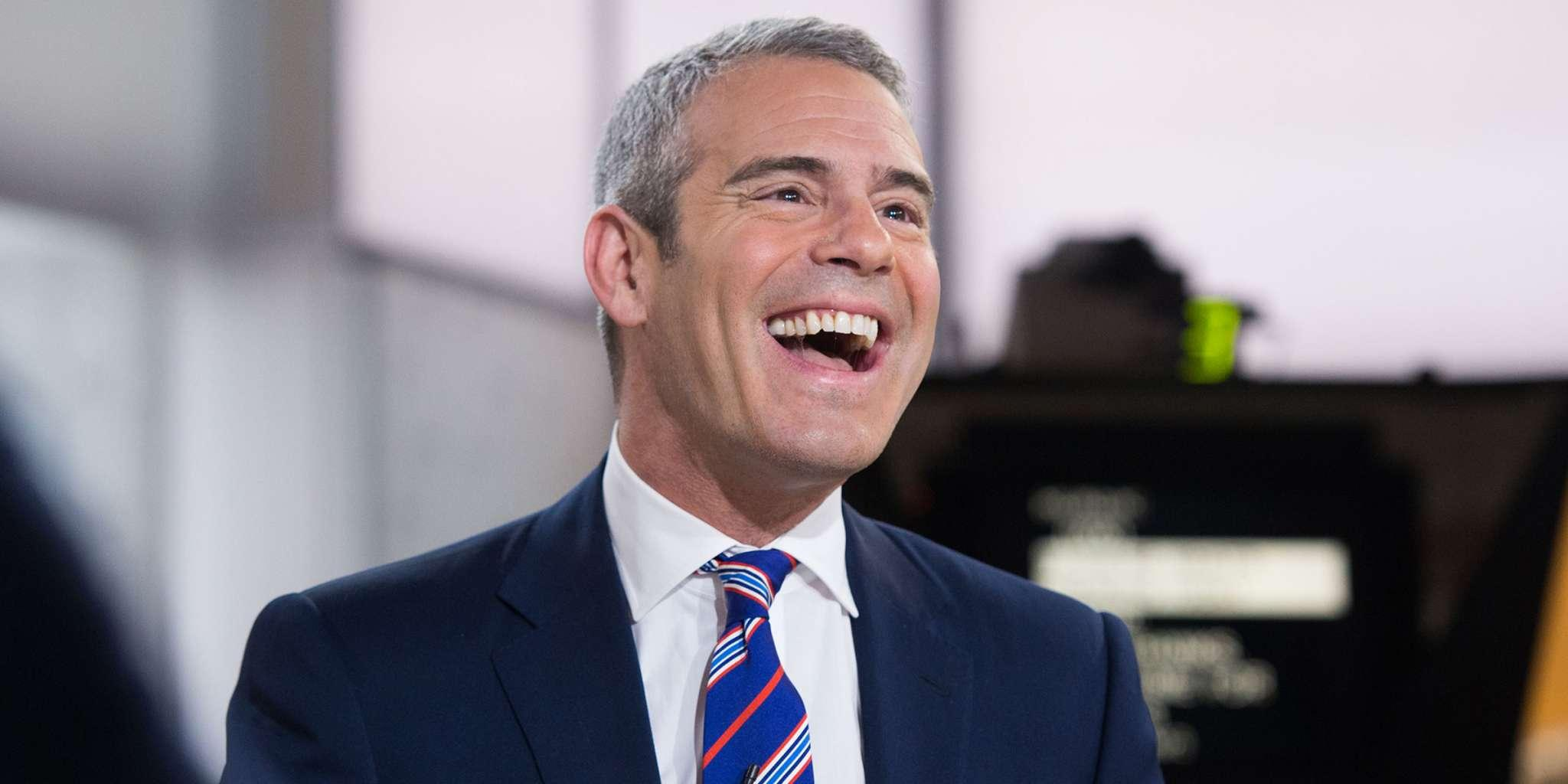 Andy Cohen Welcomes His Baby Boy Into The World - Check Out The First Photo With His Son, Benjamin!