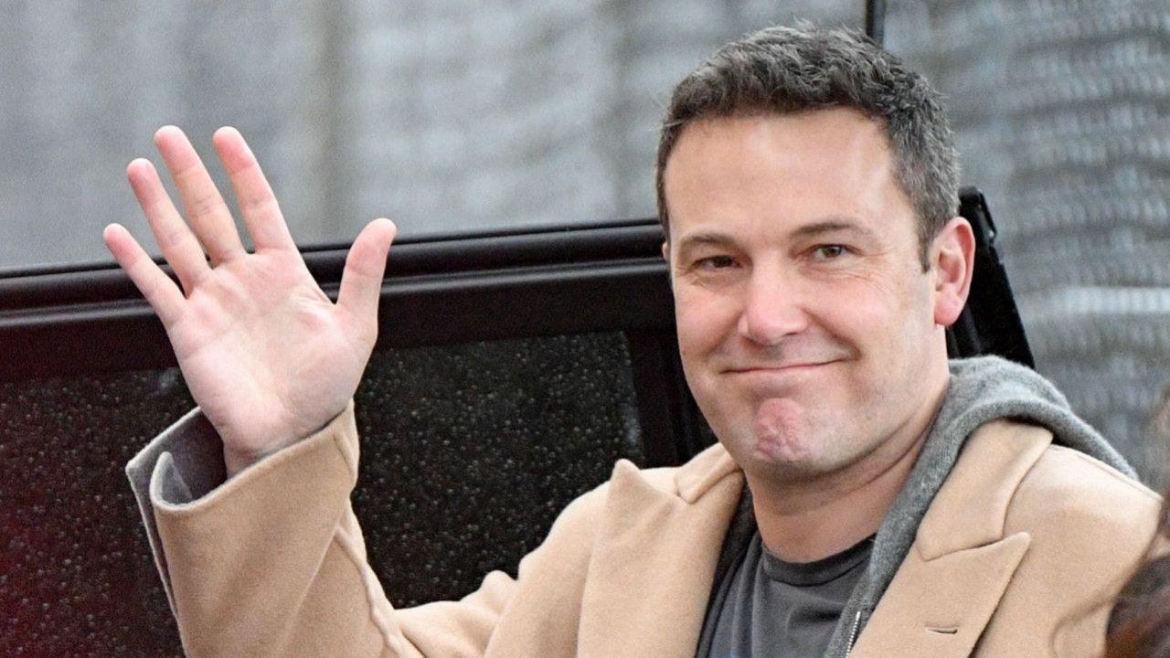 Ben Affleck In A 'Happy And Healthy Place' After His Rehab Stint