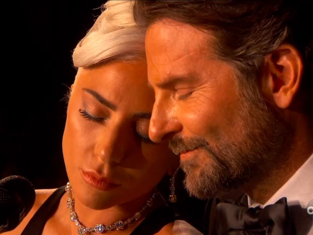 Lady Gaga Reveals The Sweet Thing Co-Star Bradley Cooper Told Her Before Their Oscars Duet Performance