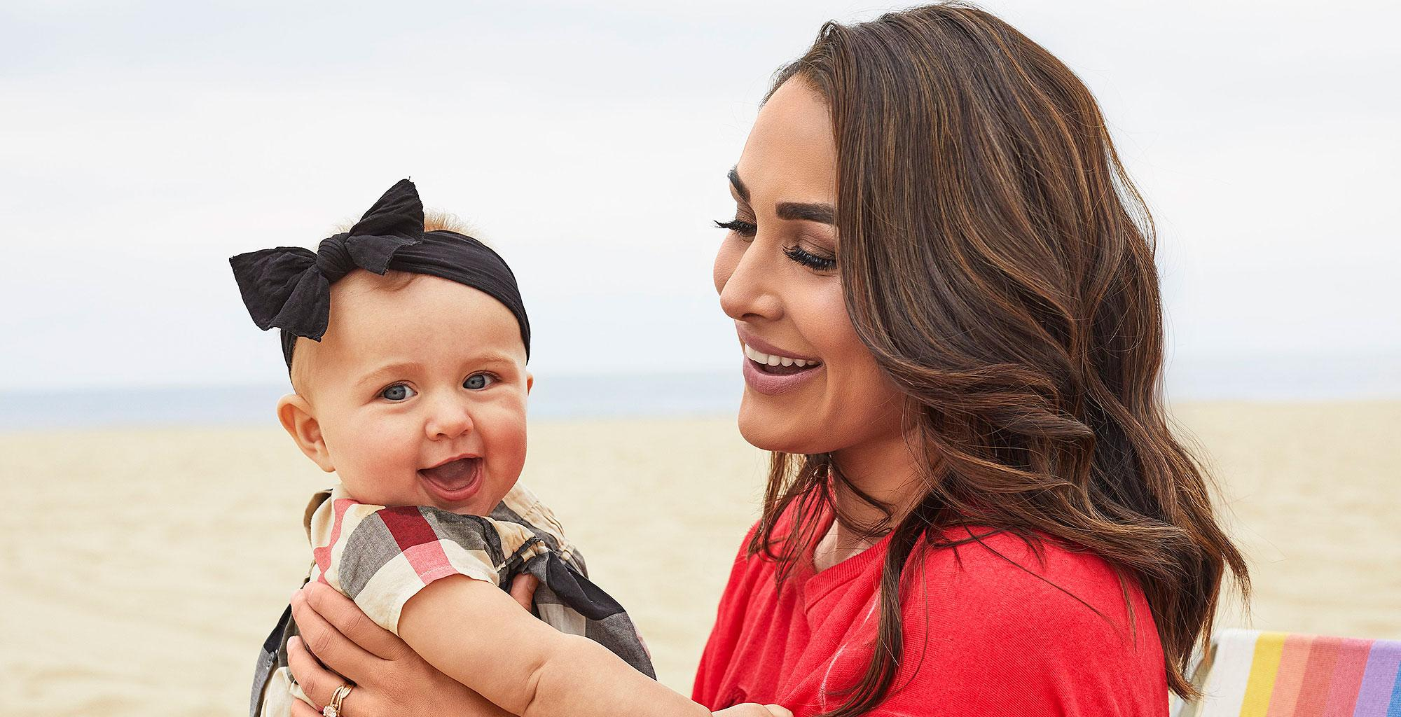 Brie Bella Says She Is Trying To Get Pregnant Again