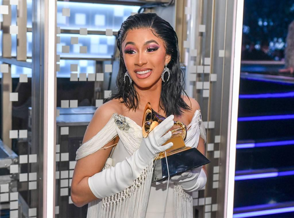 Cardi B Gets Emotional Hearing Daughter Say 'Mama' - See The Video!