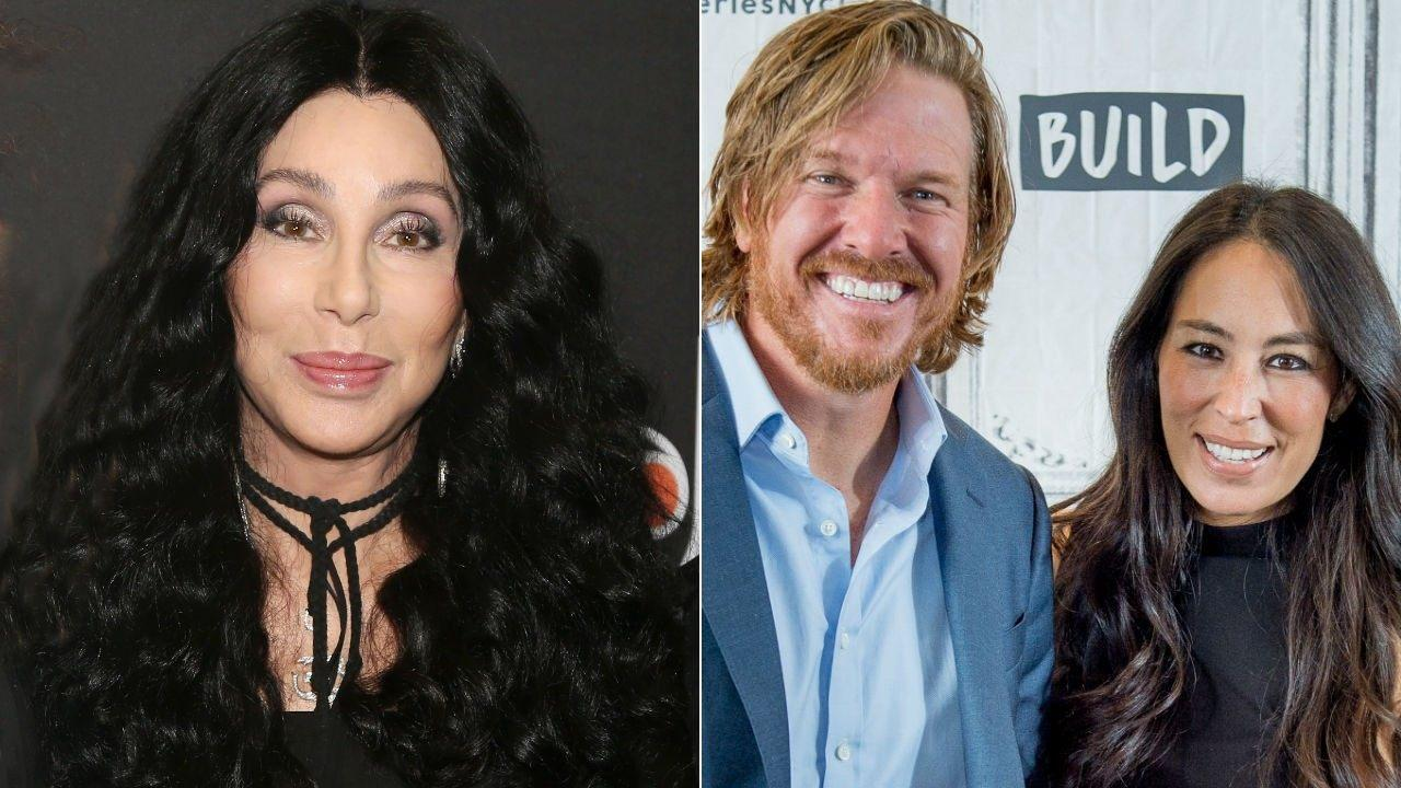 Cher And 'Fixer Upper' Stars Chip And Joanna Gaines Have Unexpected But Sweet InteractionAnd Fans Love It!