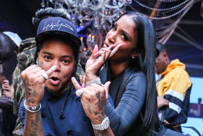 T.I.'s Ex-Alleged Side Chick Bernice Burgos And Young M.A Spark Dating Rumors With Valentine's Day Photos