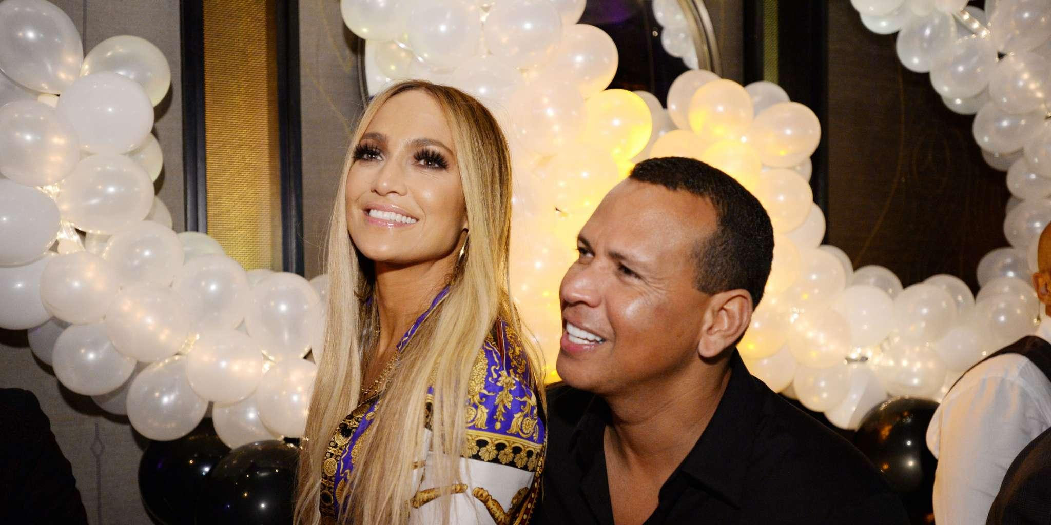 Jennifer Lopez Gushes Over Alex Rodriguez's Most Romantic Gift Ever - You Won't Believe What It Is!
