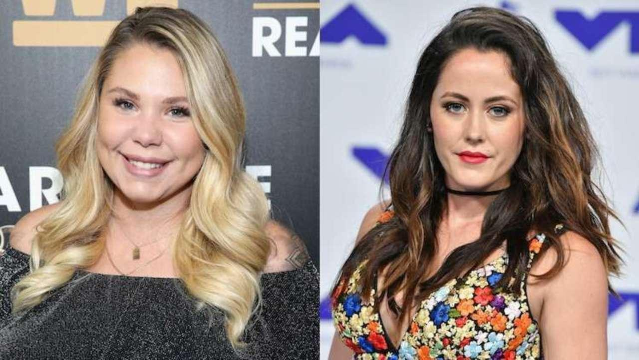 Kailyn Lowry Says Jenelle Evans Needs To 'Clean Her Act Up' As Their Feud Continues