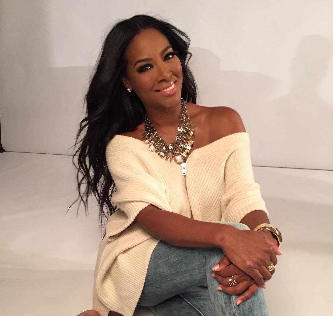 Kenya Moore Shares Her Secrets For Rapid Weight Loss